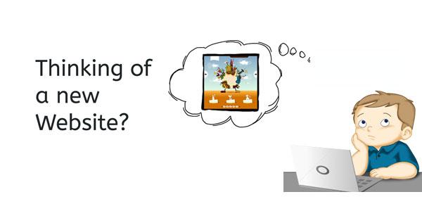 Cần chuẩn bị gì khi thiết kế website? | SaiGonPixel Media