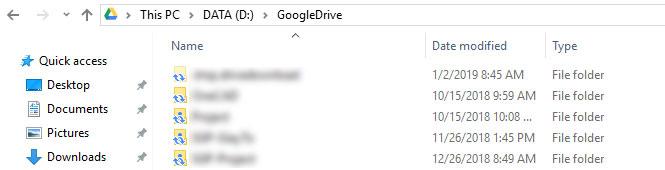 Hướng dẫn cài đặt Google Drive trên máy tính